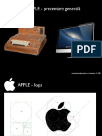 Prezentare Romana Apple