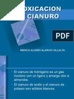 INTOXIFICACION POR CIANURO.ppt