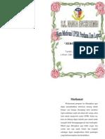 Buku Program Kem Motivasi UPSR