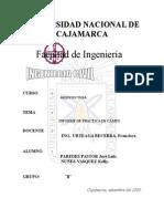 INFORME DE LA VISITA DE UNA OBRA EN EJECUCIÓN.doc