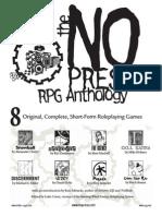 no press Rpg Anthology