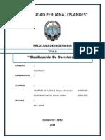 CLASIFICACION DE CARRETERAS.docx