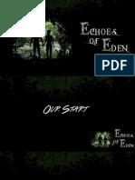 Echoes of Eden 9 - Our Sabbath