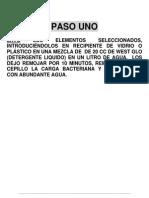 E. PASO A PASO PARA LA ASEPSIA DE INSTRUMENTAL.docx