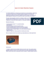 Como hacer Un motor Electrico Casero.pdf