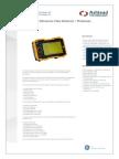 Ge Usm Go Ultrasonic Flaw Detector Thickness Gauge
