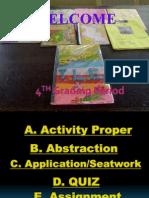 Account Titles Presentation
