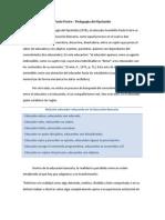 Conceptos en Pedagogía del oprimido - Freire.docx