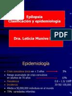 Epidemiología y Clasificación de la epilepsia y crisis.pptx