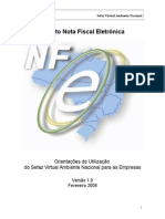 Manual Da SEFAZ Virtual Para Empresas