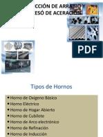 PRODUCCIÓN DE ARRABIO Y PROCESÓ DE ACERACIÓN.pptx