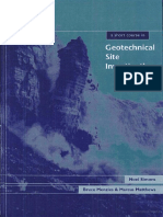 A Short Course in Geotechnical Site Investigation.pdf