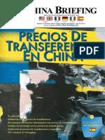 Precios de Transferencia en China