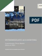 ILC Comprehensive Theory Module - Intermediate Accounting