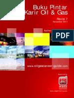 Daftar Isi Buku Pintar Karir Oil & Gas