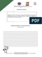 Concepto de ciencia y reflexión.doc