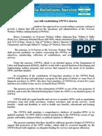 oct10.2014 bHouse okays bill establishing OWWA charter