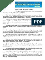 oct11.2014 b.docSingle-Visa scheme for ASEAN pushed