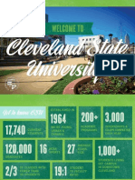 Cleveland State Admissions Presentation