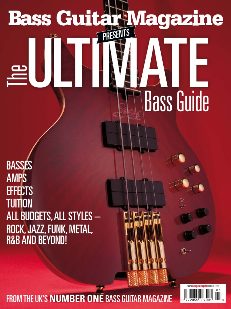 The Ultimate Bass Guidepdf Guitar Guitars 2x Vols 1x Master Tone And Emg Ab On Output Seemed Simple