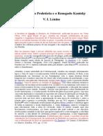 A Revolução Proletária e o Renegado Kautsky - Lenin.doc