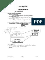 Process & Kernel 2