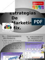 Marketing Mix.odp