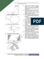 Latihan Fokus Geometri KLS VI