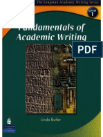 Fundamentals of Academic Writing