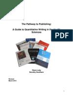A Guide to Quantitative Scientific Writing v 16