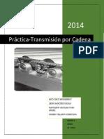 Transmision de Cadena.docx