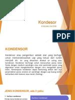 Kondesor (fouling factor).pptx