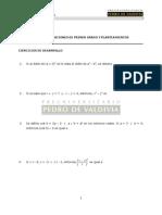 Álgebra - Ec. 1º Grado - Planteamientos (Jornada Mañana).pdf