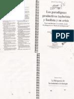Los paradigmas productivos tayloristas y fordistas y su crisis.pdf