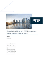 Prime Network OSS Integration Guide-2-0