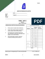 Modul Fizik Cakna Kelantan SPM 2014 K2 Set 2 Dan Skema