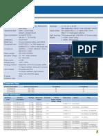 CLLK07 & 08 Technical Parameters Brochure