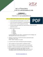 Lab Assignment 11313