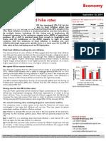 Ambit- EconomyeRrgrp Why the RBI Should Hike Rates