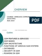 Gsm - Overview_wcom