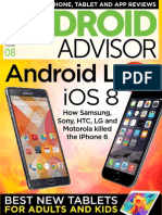 Android Advisor - Issue 8, 2014