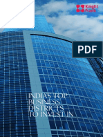 India top business districts to invest in