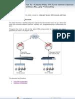 How_To_-_Establish_IPSec_VPN_tunnel_between_Cyberoam_and_Cisco_ASA_using_Preshared_key.pdf