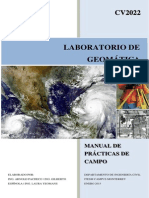 Manual de Prácticas Laboratorio de Geomática