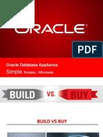 ODA vs Build