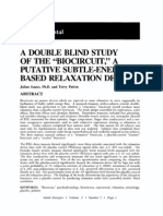 Biocircuits Research by Terry Patten
