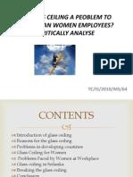 Women Employment in sri lanka