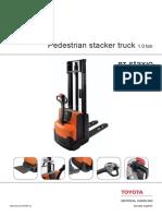 Stacker Truck