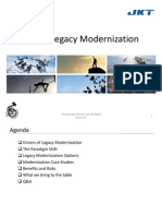 Progress Legacy Modernization - Protect your investment