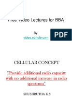 Free Video Lectures for BBA